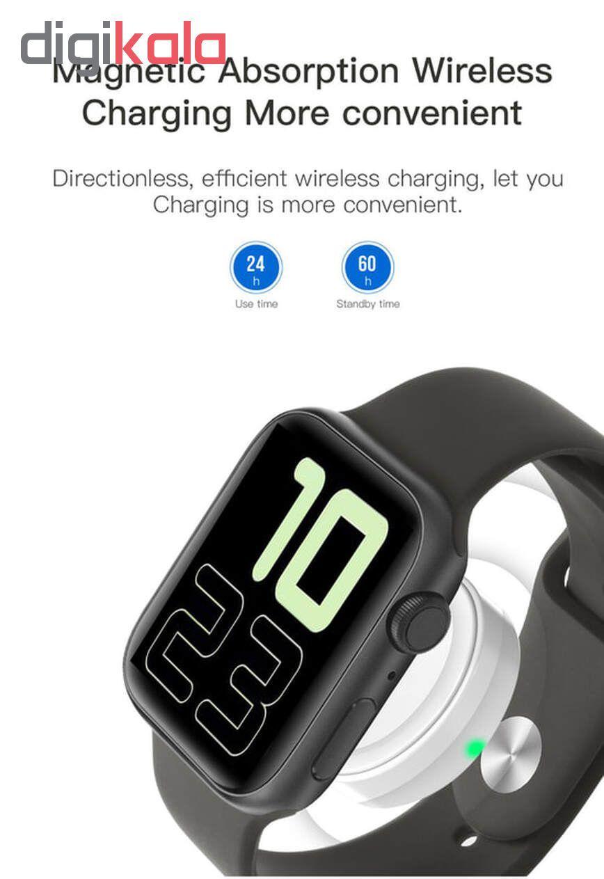 ساعت هوشمند مدل IWO 11 plus main 1 15