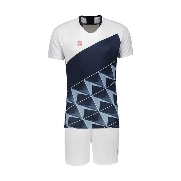 ست پیراهن و شورت ورزشی مردانه پانیل کد 1101WB