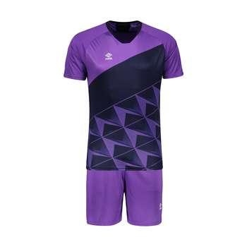 ست پیراهن و شورت ورزشی مردانه پانیل کد 1101PR