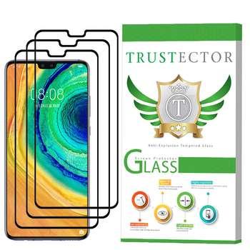 محافظ صفحه نمایش تراستکتور مدل GSS مناسب برای گوشی موبایل هوآوی Mate 30 بسته 3 عددی