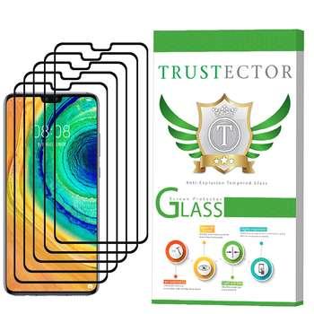 محافظ صفحه نمایش تراستکتور مدل GSS مناسب برای گوشی موبایل هوآوی Mate 30 بسته 5 عددی