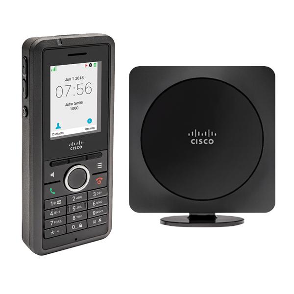 قیمت                      تلفن بی سیم تحت شبکه سیسکو مدل CP-6825-3PC-BUN-UK