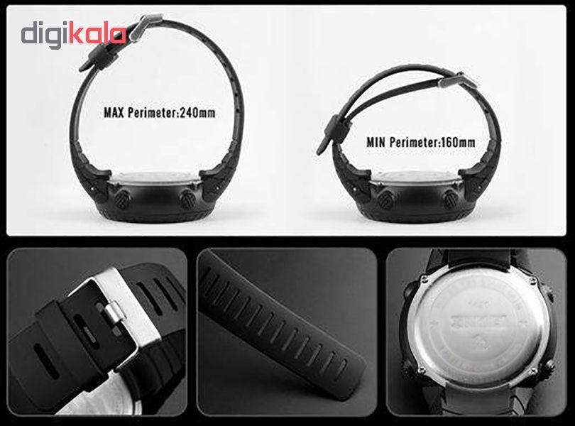 ساعت مچی دیجیتال مردانه مدل SN-8336B             قیمت