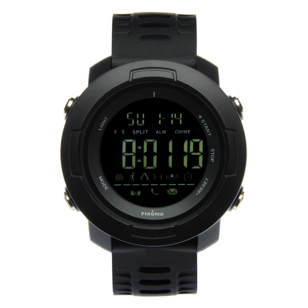 کد تخفیف                                      ساعت مچی دیجیتال مردانه پیائوما مدل SN-5163-BB