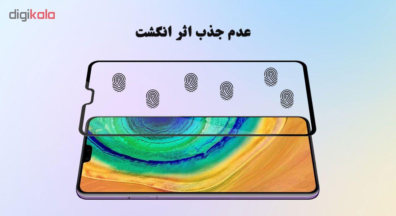 محافظ صفحه نمایش 5D هورس مدل FAG مناسب برای گوشی موبایل هوآوی Mate 30 بسته سه عددی main 1 4