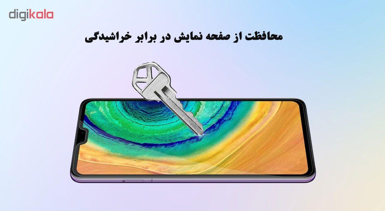 محافظ صفحه نمایش 5D هورس مدل FAG مناسب برای گوشی موبایل هوآوی Mate 30 بسته دو عددی main 1 6