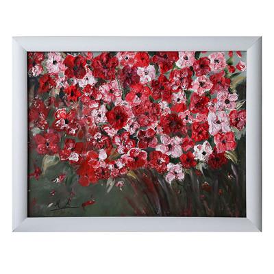 Photo of تابلو نقاشی گالری خورشید طرح شقایق های وحشی کد MA014