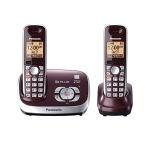 تلفن بی سیم پاناسونیک مدل KX-TG6572 thumb