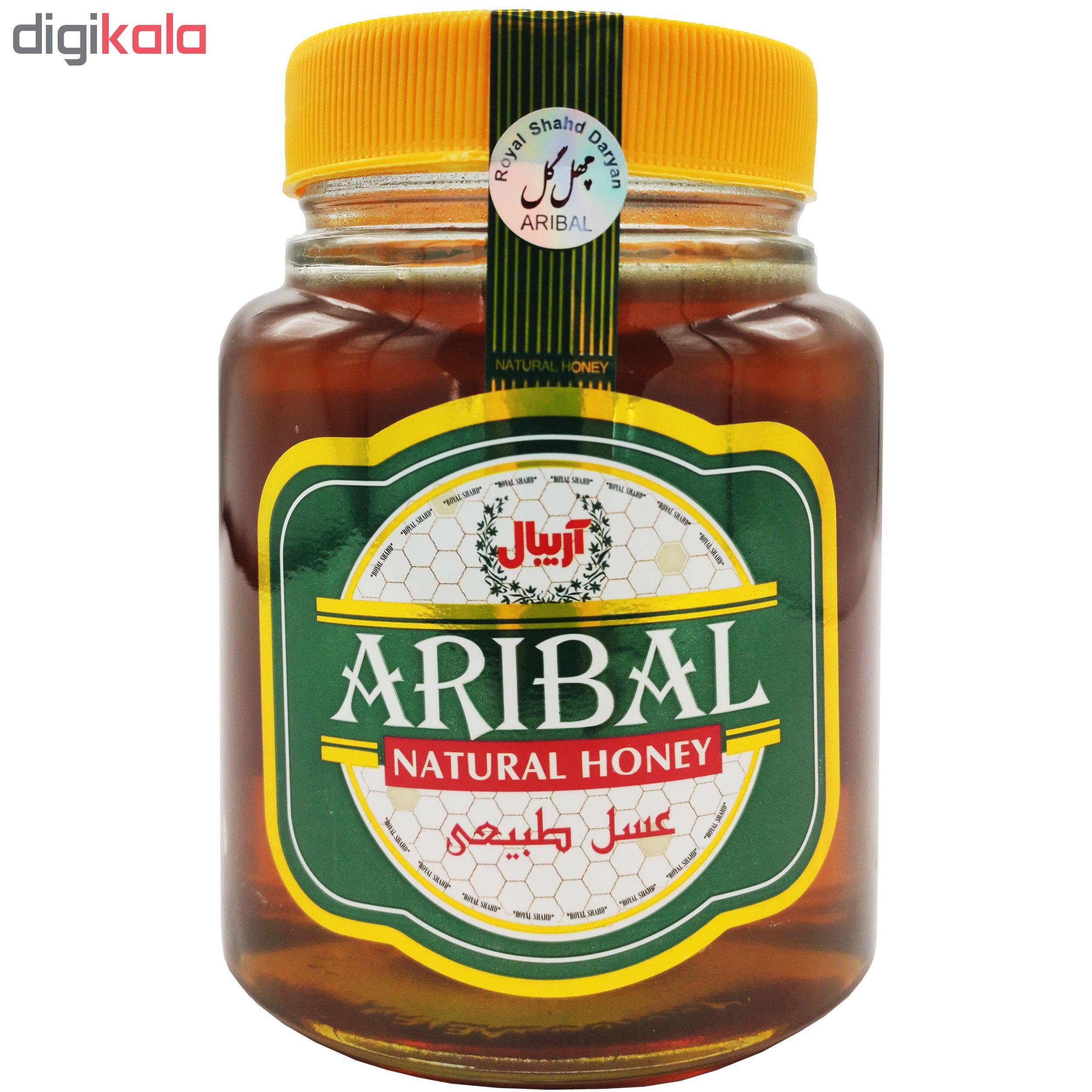 عسل چهل گیاه آریبال - 1.45 کیلوگرم