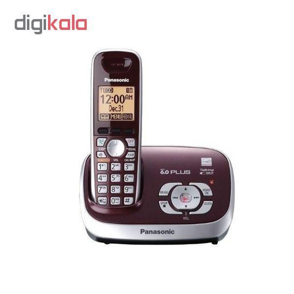 تلفن بی سیم پاناسونیک مدل KX-TG6572 main 1 1