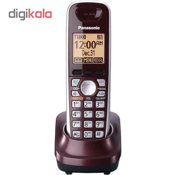تلفن بی سیم پاناسونیک مدل KX-TG6572 main 1 2