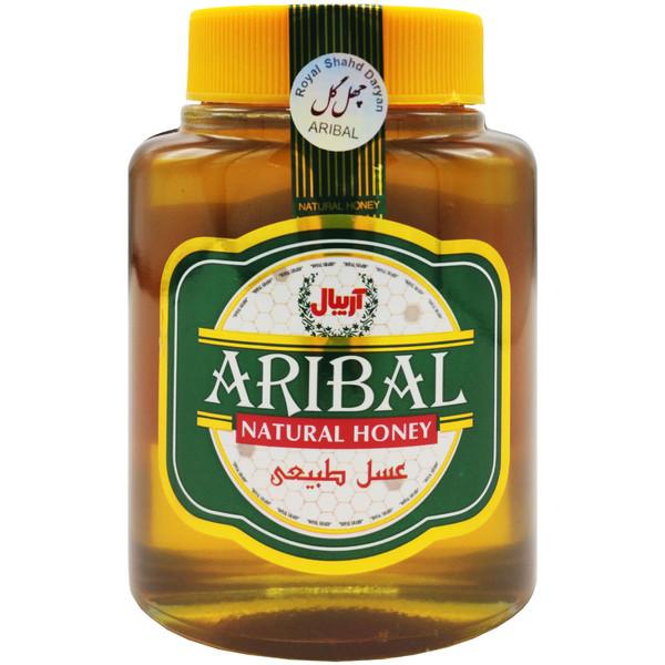 عسل چهل گیاه آریبال - 800 گرم