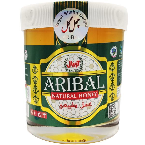 عسل چهل گیاه آریبال - 280 گرم