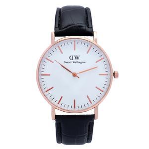 ساعت مچی عقربه ای مدل W 755 - CH-ME-SE