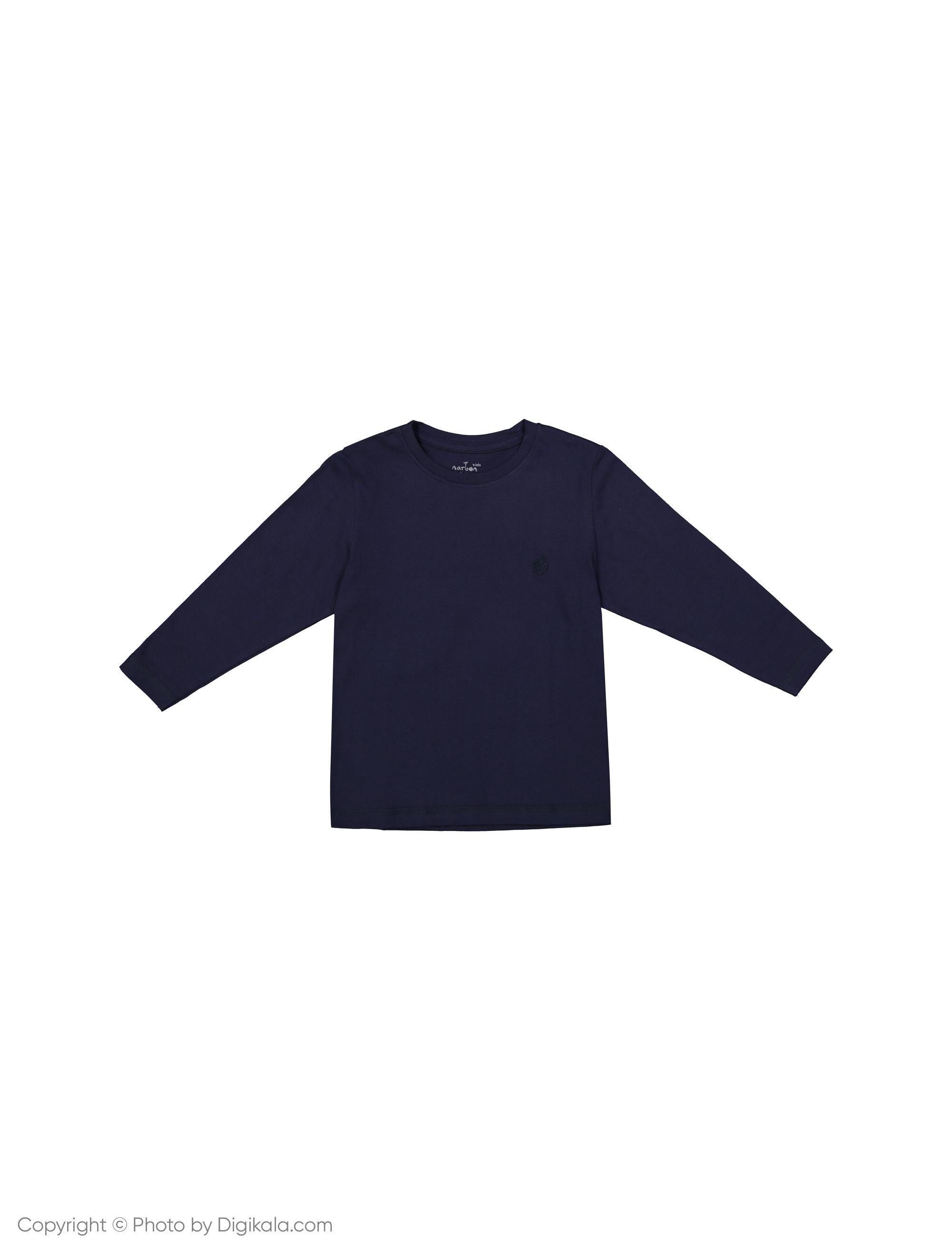تی شرت بچگانه ناربن مدل 1521161-59
