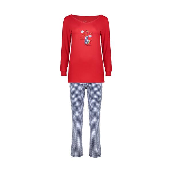 ست تی شرت و شلوار راحتی زنانه ناربن مدل 1521168-72