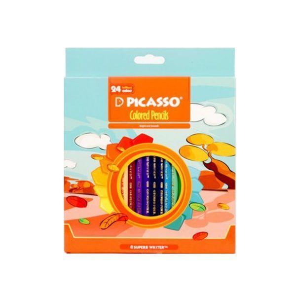 مداد رنگی 24 رنگ پیکاسو مدل fall