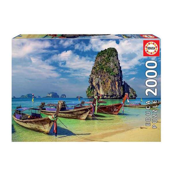 پازل 2000 تکه ادوکا مدل Krabi Thailand کد HBV00000JTNQ8