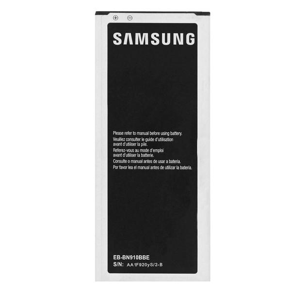 باتری موبایل مدل EB-BN910BBE ظرفیت 3220 میلی آمپر ساعت مناسب برای گوشی موبایل سامسونگ Galaxy Note 4