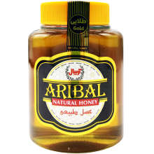 عسل طلایی آریبال - 800 گرم
