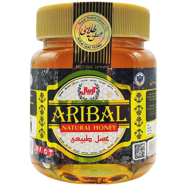 عسل طلایی آریبال - 350 گرم