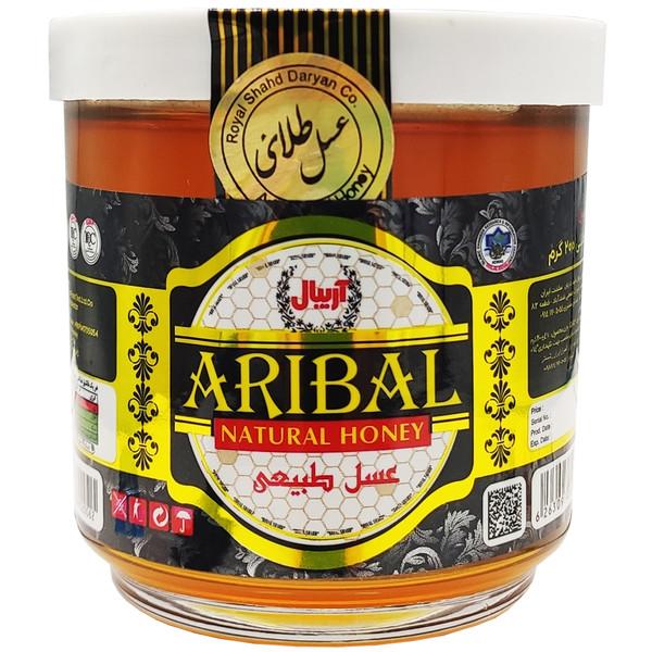 عسل طلایی آریبال - 200 گرم