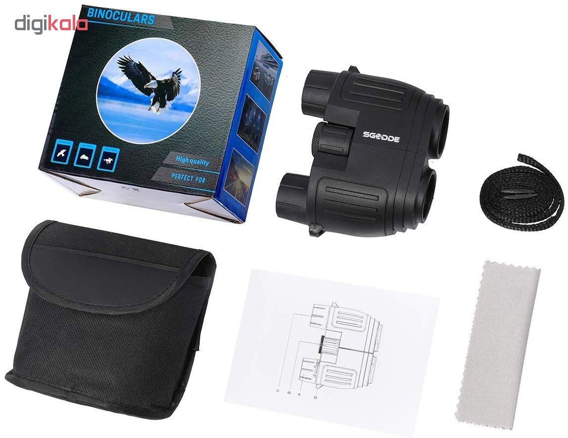 دوربین دو چشمی اسگود مدل 12X25
