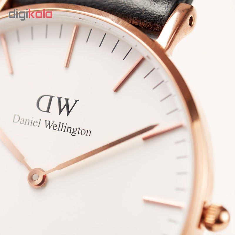 ساعت مچی عقربه ای دنیل ولینگتون مدل CLASSIC BAYSWATER