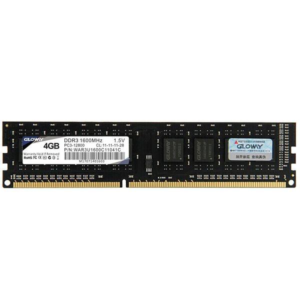 رم دسکتاپ DDR3 تک کاناله 1600 مگاهرتز CL11اگلووی مدل STK ظرفیت 4گیگابایت