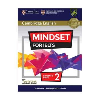کتاب Cambridge English Mindset For IELTS 2 Student Book اثر جمعی از نویسندگان انتشارات جنگل