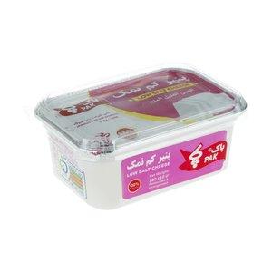 پنیر کم نمک پاک - 300 گرم