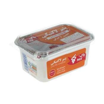 پنیر لاکتیکی پاک مقدار 300 گرم