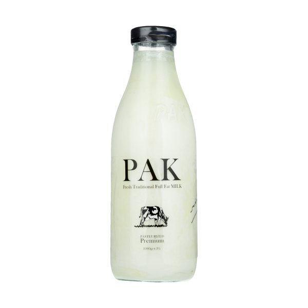 شیر پرچرب سنتی و تازه پاک مقدار 1 کیلوگرم