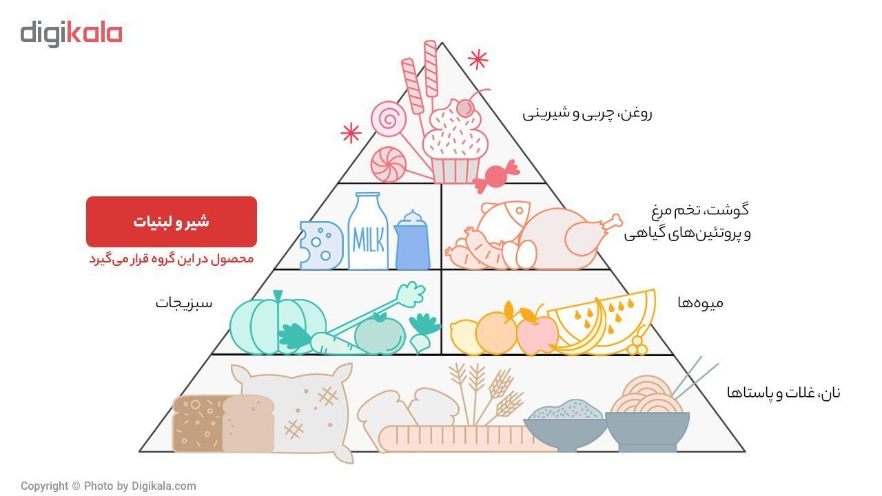 شیر پرچرب سنتی و تازه پاک - 1 لیتر main 1 4