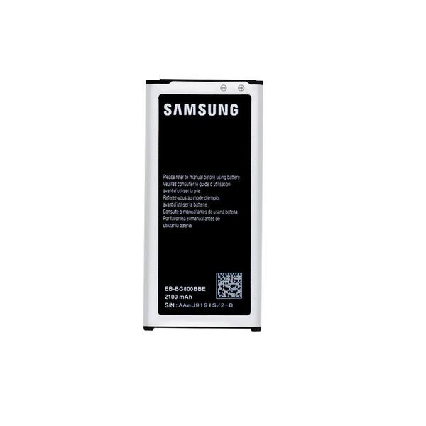 باتری موبایل مدل EB-BG800BBE ظرفیت 2100 میلی آمپر ساعت مناسب برای گوشی موبایل سامسونگ Galaxy S5 Mini