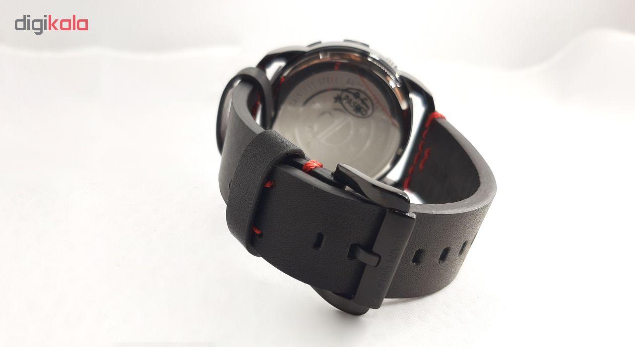 کد تخفیف                                      ساعت مچی عقربه ای مردانه آلن دلون کد AD415-1732
