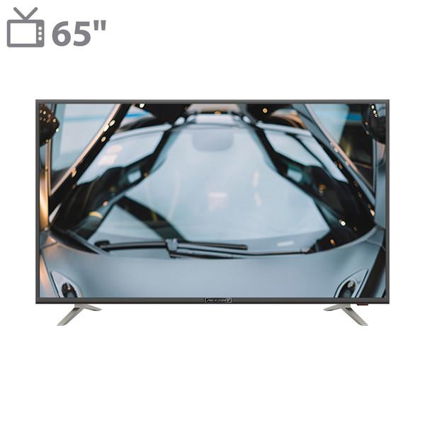 تلویزیون ال ای دی هوشمند اکسنت مدل ACT6519 سایز 65 اینچ