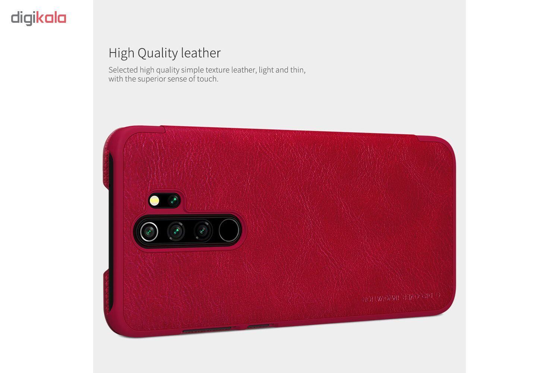 کیف کلاسوری نیلکین مدل QIN مناسب برای گوشی موبایل شیائومی Redmi Note 8 Pro
