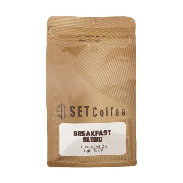 دانه قهوه ست مدل Breakfast Blend مقدار 250 گرم