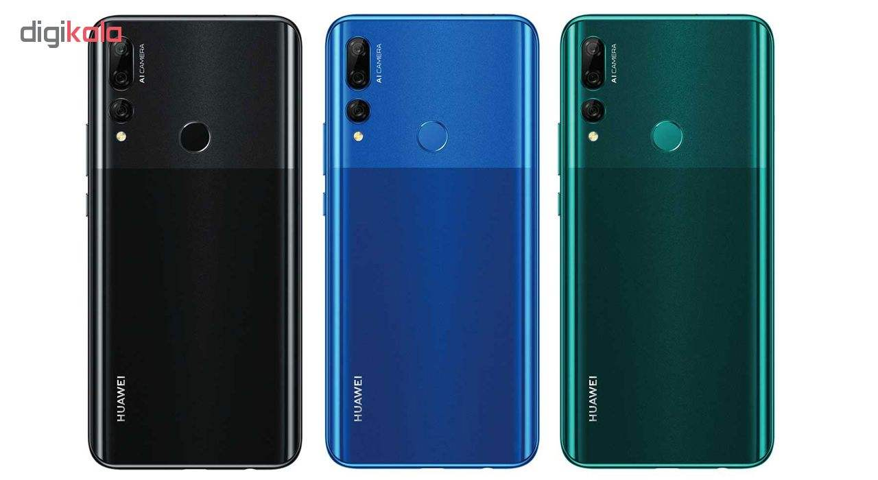 گوشی موبایل هوآوی مدل Y9 Prime 2019 STK-L21 دو سیم کارت ظرفیت 128 گیگابایت main 1 4