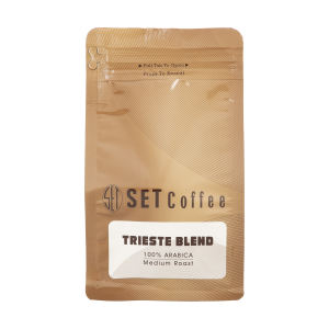 دانه قهوه ست مدل Trieste Blend مقدار 250 گرم