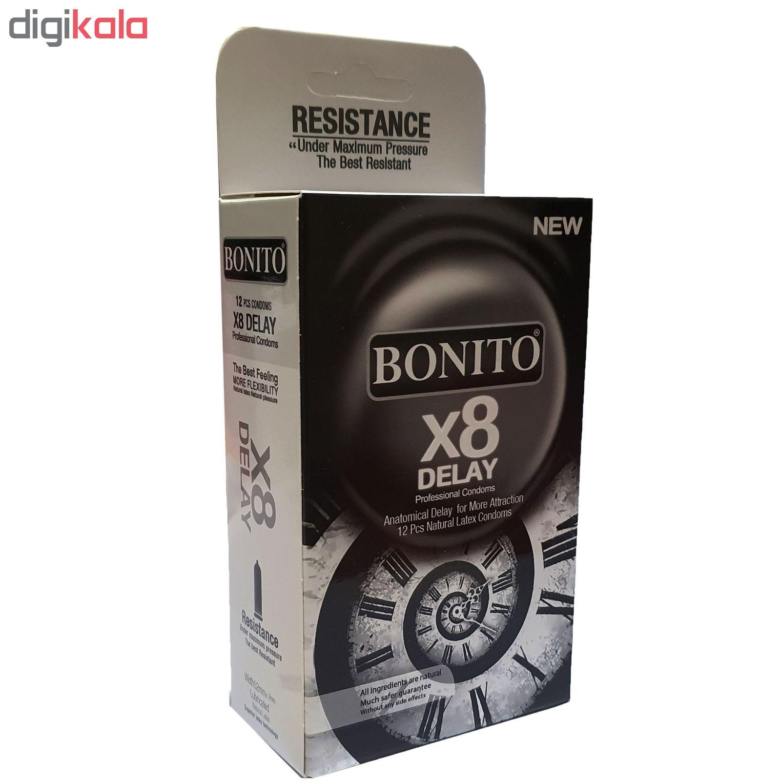 کاندوم بونیتو مدل Delay بسته 12 عددی main 1 1