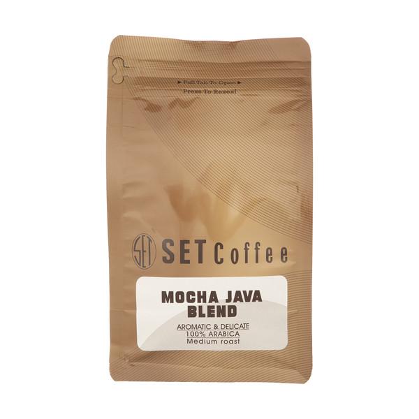 دانه قهوه ست مدل Mocha-Java مقدار 250 گرم