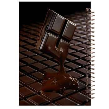 دفتر یادداشت آف تاب شهر طرح شکلات کد 4218
