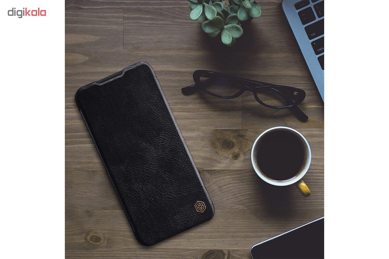 کیف کلاسوری نیلکین مدل QIN مناسب برای گوشی موبایل شیائومی Redmi Note 8 main 1 1