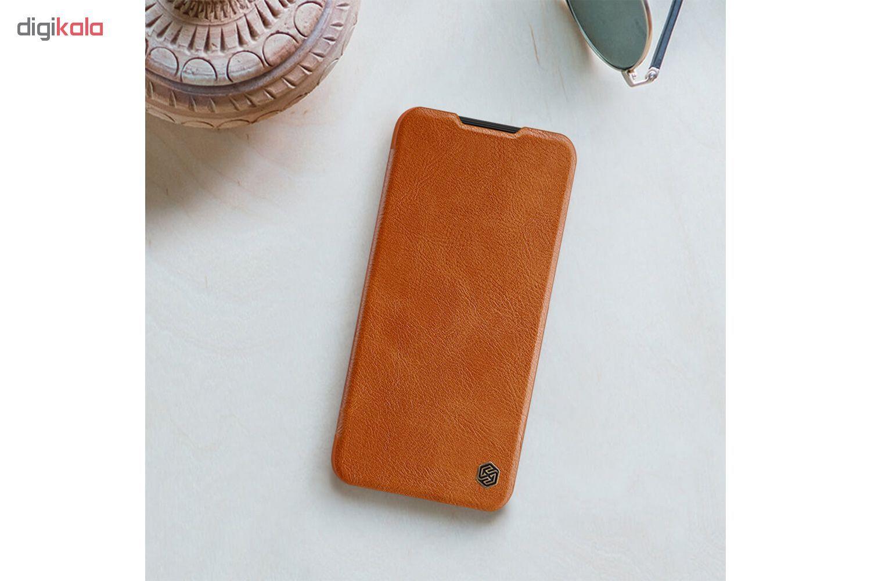 کیف کلاسوری نیلکین مدل QIN مناسب برای گوشی موبایل شیائومی Redmi Note 8 main 1 3
