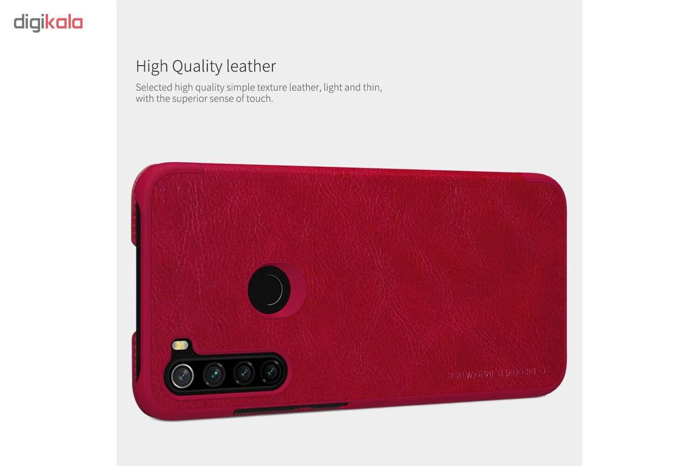 کیف کلاسوری نیلکین مدل QIN مناسب برای گوشی موبایل شیائومی Redmi Note 8 main 1 7
