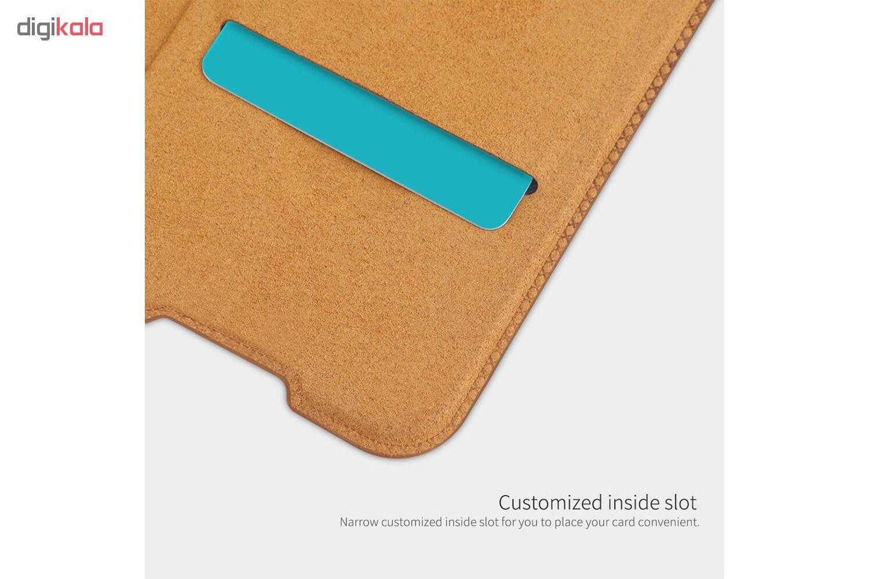 کیف کلاسوری نیلکین مدل QIN مناسب برای گوشی موبایل شیائومی Redmi Note 8 main 1 9