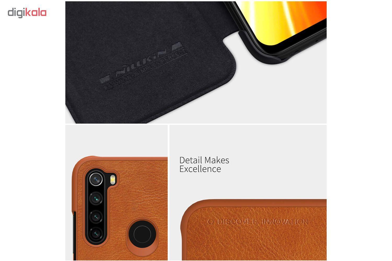 کیف کلاسوری نیلکین مدل QIN مناسب برای گوشی موبایل شیائومی Redmi Note 8 main 1 12