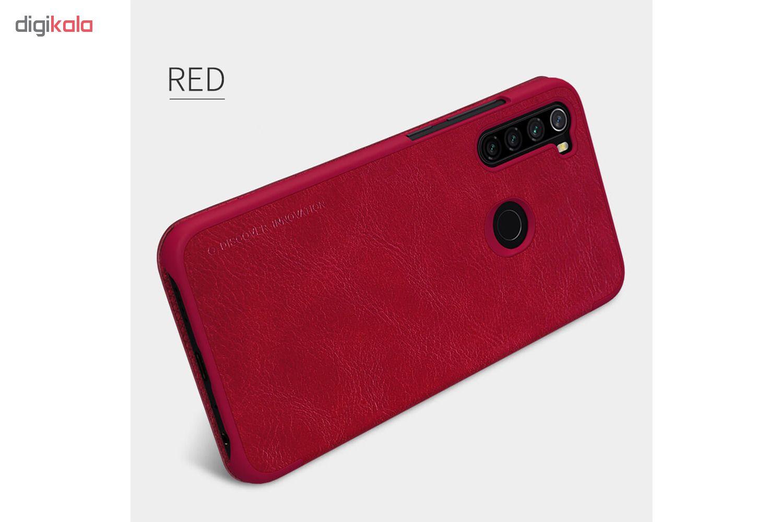 کیف کلاسوری نیلکین مدل QIN مناسب برای گوشی موبایل شیائومی Redmi Note 8 main 1 18